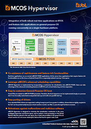 Flyer: eMCOS Hypervisor